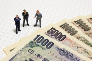お金と模型